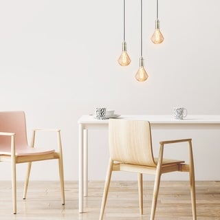 Link to 40W Designer Vintage Edison Diamante Incandescent Light Bulb, E26 Similar Items in Light Bulbs