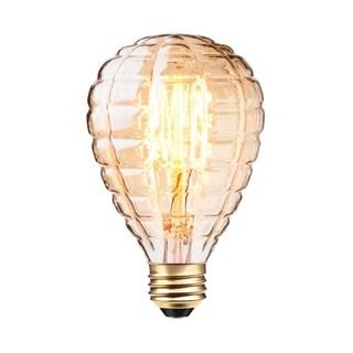 Link to 40W Amber Designer Vintage Edison Granada Incandescent Light Bulb,E26 Similar Items in Light Bulbs