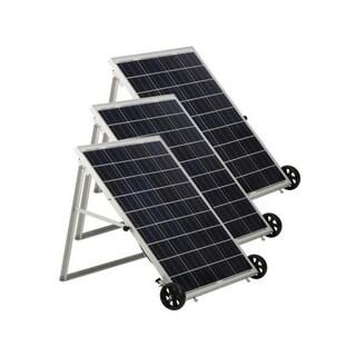 Nature's Generator 1800W Solar/Wind Powered Generator -Platinum System