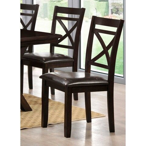 Simmons Casegoods Austin Contemporary Dining Chair (Set of 2)