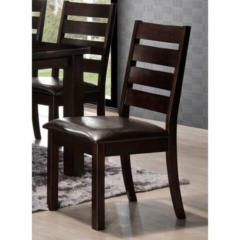 Simmons Casegoods Durango Dining Chair (Set of 2)