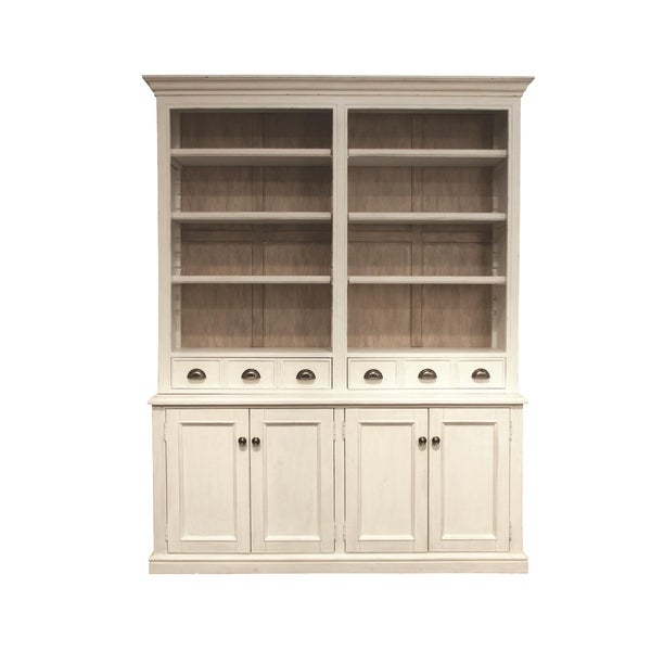 Shop Juniper China Cabinet Hutch Only Free Shipping