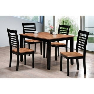 Simmons Casegoods Key West 5 Piece Dining Room Set