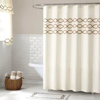 LaMont Home Linden Shower Curtain