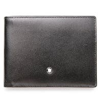 Montblanc Meisterstuck 6 Credit Card Wallet 14548 - Medium