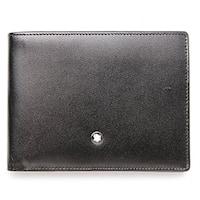 Montblanc Meisterstuck 6 Credit Card Wallet 14548 - Medium