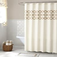 LaMont Home Linden Shower Curtain