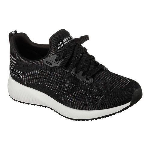 Schuhe Skechers - Bobs Sport Multifaceted 31366/bkmt Black/multi 86xROQ2LbL