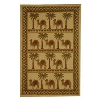 Safavieh Hand-hooked Chelsea Mckenna Country Oriental Wool Rug