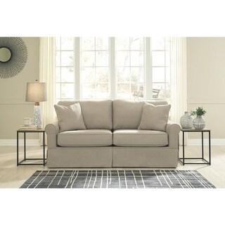 Senchal Contemporary Stone Sofa
