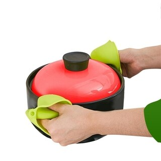 Silicone Heat Resistant Microwave Mitts