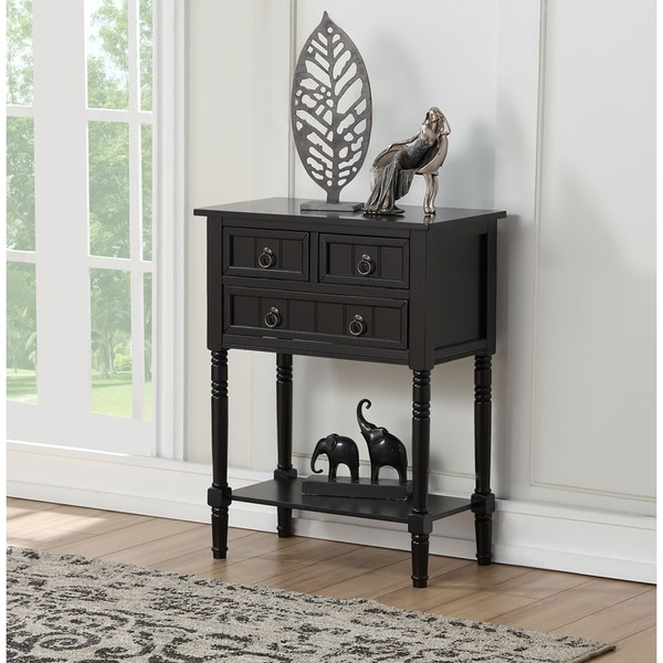 Convenience Concepts Kendra Hall Table
