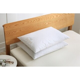 St. James Home Balance Pillow (Set of 2) - White