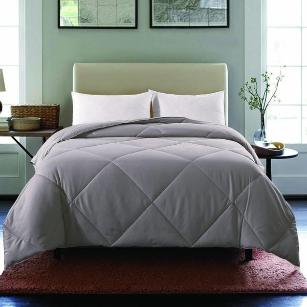 St. James Home Microfiber Nano Feather Comforter