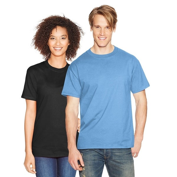 f59223b9 Shop Hanes Mens 6.1 oz. Beefy-T (5180) - On Sale - Free Shipping On Orders  Over $45 - Overstock - 22611001