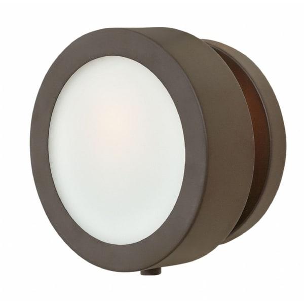 Hinkley Lighting Mercer: Shop Hinkley Mercer 1-Light Sconce In Oil Rubbed Bronze