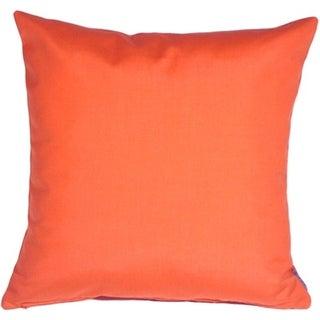 Pillow Décor - Sunbrella Melon 20x20 Outdoor Pillow