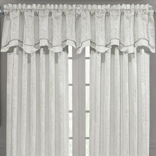 Five Queens Court Carlisle Scallop Window Valance