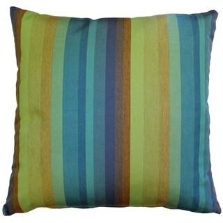 Pillow Décor - Sunbrella Astoria Lagoon 20x20 Outdoor Pillow