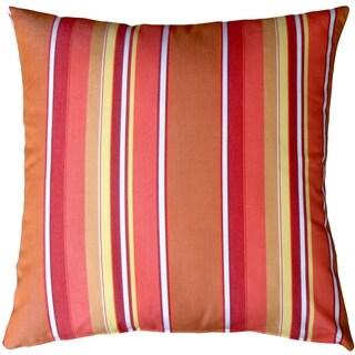 Pillow Décor - Sunbrella Dolce Mango 20x20 Outdoor Pillow