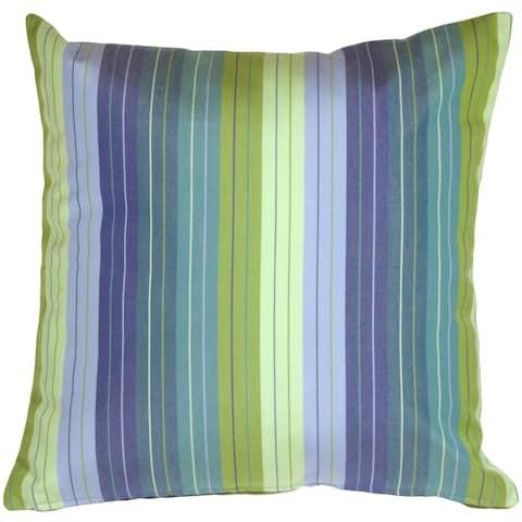 Pillow Décor - Sunbrella Seville Seaside 20x20 Outdoor Pillow