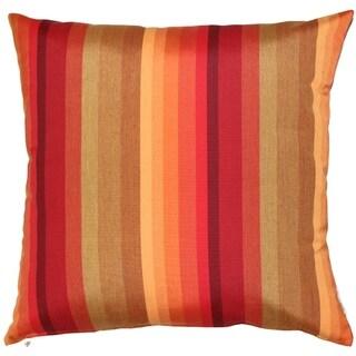 Pillow Décor - Sunbrella Astoria Sunset 20x20 Outdoor Pillow