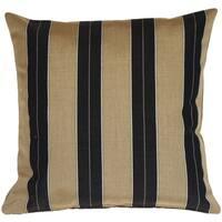 Pillow Décor - Sunbrella Berenson Tuxedo 20x20 Outdoor Pillow