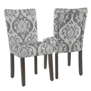 Porch & Den Robin Classic Parson Dining Chair (Set of 2)