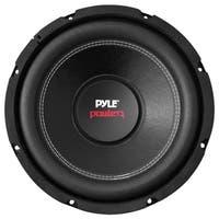 Lot of (2) - 6.5'' 600 Watt Dual Voice Coil 4 Ohm Subwoofer