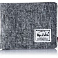 Herschel Hank Wallet Raven Crosshatch/Black