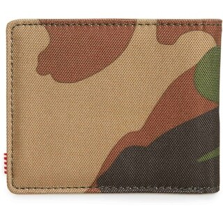 Herschel Hank Wallet Woodland Camo/Tan