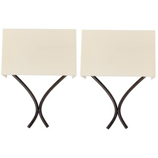 Van Teal VA0003 Plaza Wall Sconce Set (Set of 2)