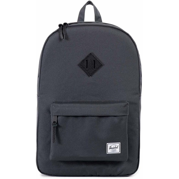 9e5caa5b4d4 Shop Herschel Heritage Backpack Dark Shadow/Black - Free Shipping Today -  Overstock - 22633903