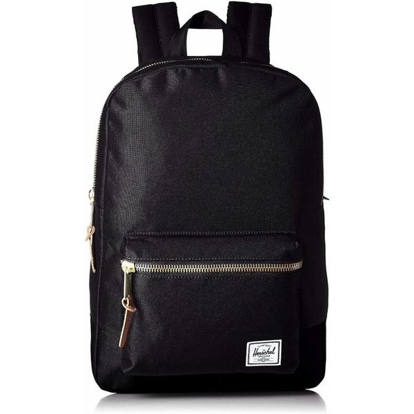 7e0f484050676 Shop Herschel Settlement Mid-Volume Backpack Black - Free Shipping Today -  Overstock - 22633926