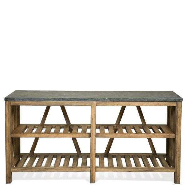 Weatherford Sofa Table BASE ONLY