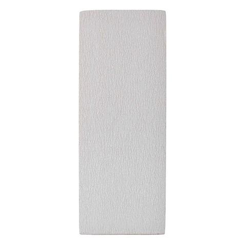 ALEKO 60 Grit Sandpaper Sheets 3.7 x 9 Inches 10 Pieces Grey
