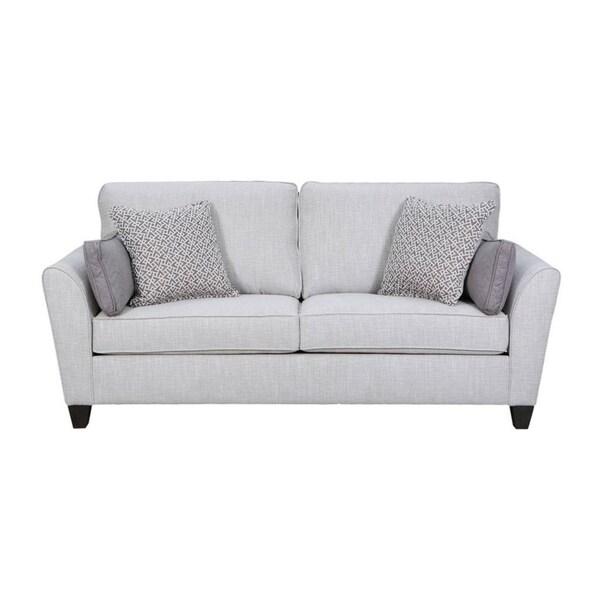 Shop Simmons Upholstery Bennington Stone Sofa