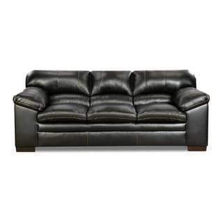 Simmons Upholstery Yahtzee Onyx Sofa