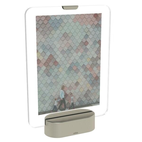 Glo Photo Display 5X7 Nickel