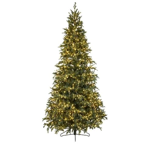 Forever Tree 9' Slim Carolina Fraser Fir w Remote (8 Functions)