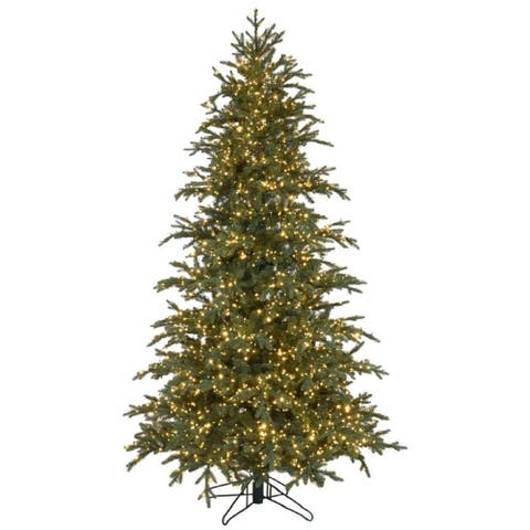 Forever Tree 7.5' Nordic Fir w Remote (8 Functions)