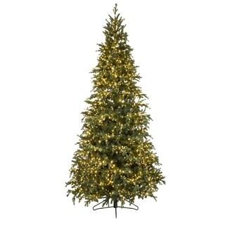 Forever Tree 7.5' Slim Carolina Fraser Fir w Remote (8 Functions)