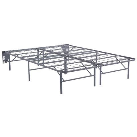 Signature Design by Ashley Better than a Boxspring Queen Riser - Gray