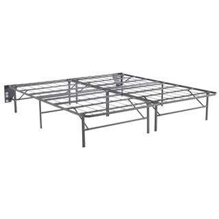 Signature Design by Ashley Better than a Boxspring King Riser - Gray