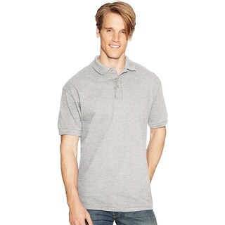 Hanes mens ComfortSoft® Cotton Piqué Polo (055)