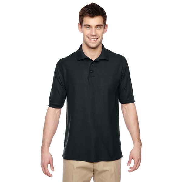 Jerzees mens 5.3 oz. 65/35 Easy-Care Polo (537MSR)