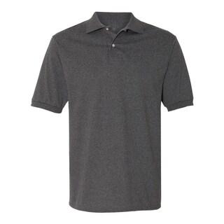 Jerzees mens SpotShield Jersey Sport Shirt (437MSR)