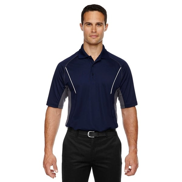 Ash City - Extreme mens Parallel Snag Protection Polo with Piping (85110)