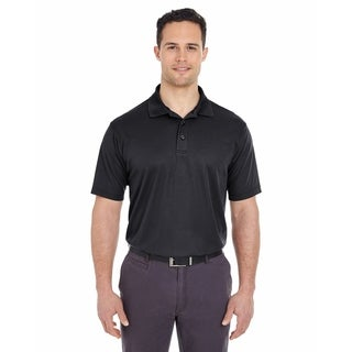 UltraClub mens Cool & Dry Mesh Piqué Polo (8210)