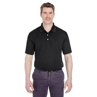 UltraClub mens Cool & Dry Stain-Release Performance Polo (8445)